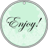 Enjoy Gift Tags