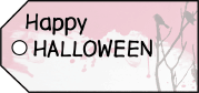 Happy Halloween Gift Tags gift tag